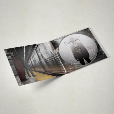 Nick D'Virgilio – Invisible (Digipack CD)