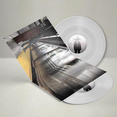 Nick D'Virgilio – Invisible (Signed Gatefold 2LP – Clear Vinyl)