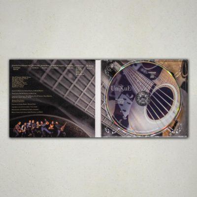 Unikue 2 (Signed Digipack CD)