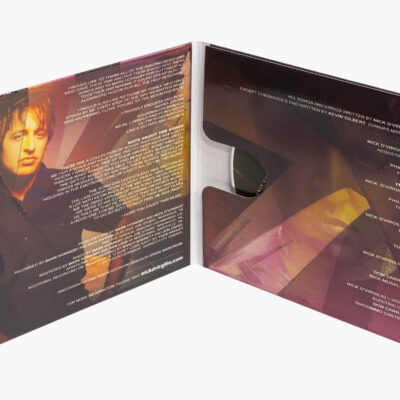 Nick D'Virgilio – Pieces E.P. (Digipack CD)